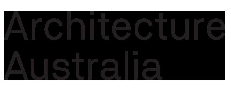 Architecture Australia Logo