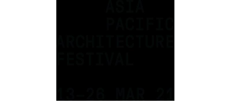 Asia Pacific Architecture Festival 2021 Logo