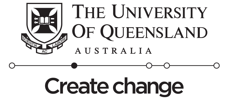 The University of Queensland, School of Architecture Logo